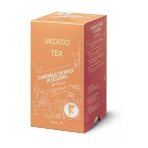 Sirocco Camomile Orange Blossoms